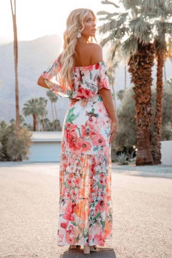 Sukienka FLORIDA FLOWER 3