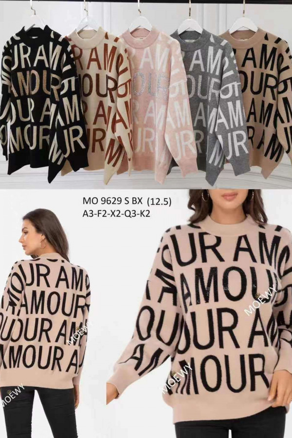 Sweter AMOUR