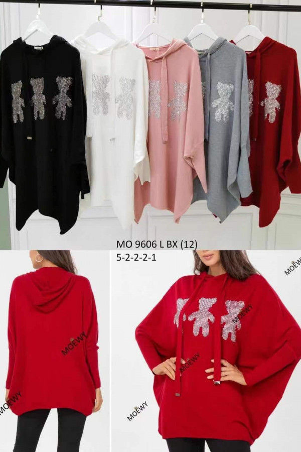 Sweter MISIE