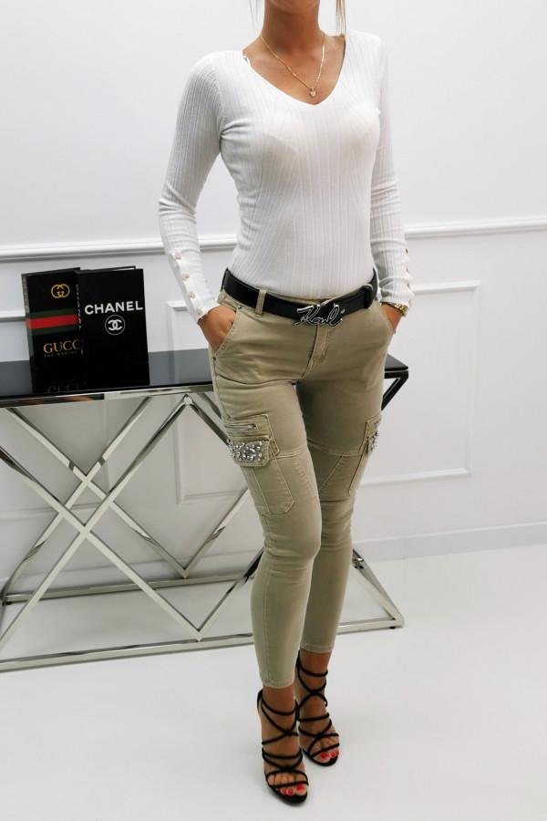 Spodnie PEARLS 3
