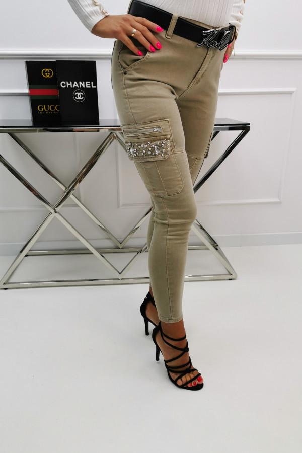 Spodnie PEARLS 4