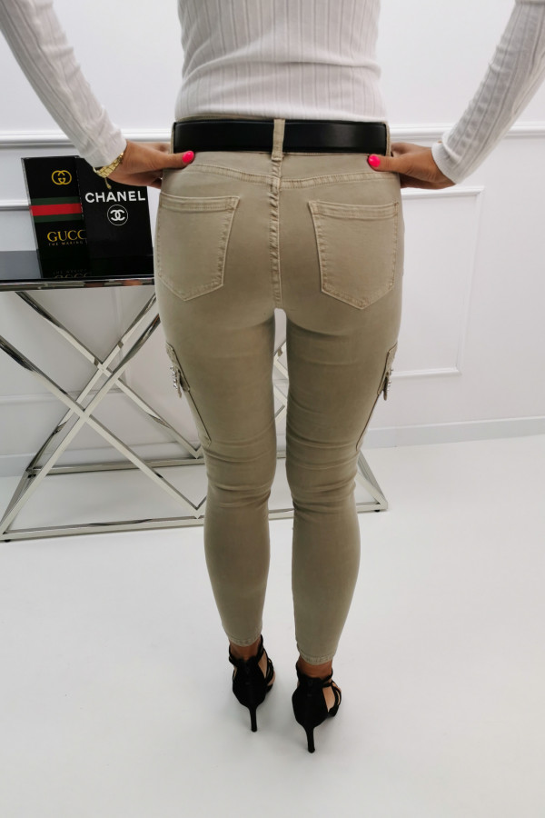 Spodnie PEARLS 5