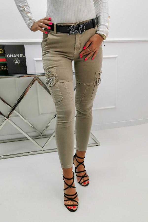 Spodnie PEARLS 6