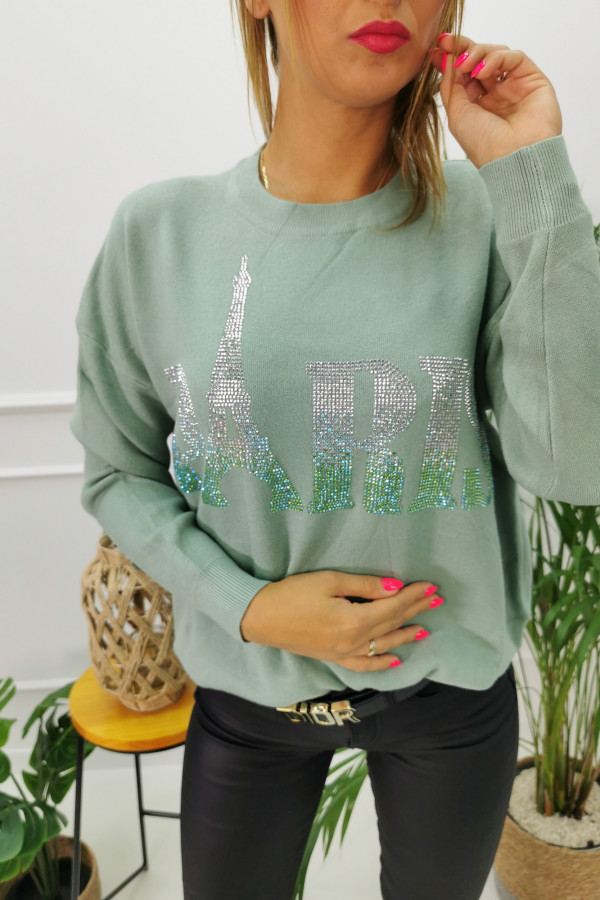 Sweter PARIS 6