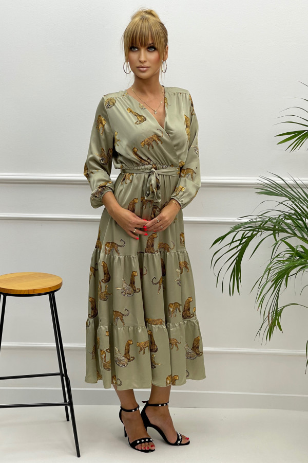 Sukienka TAJLANDIA 4