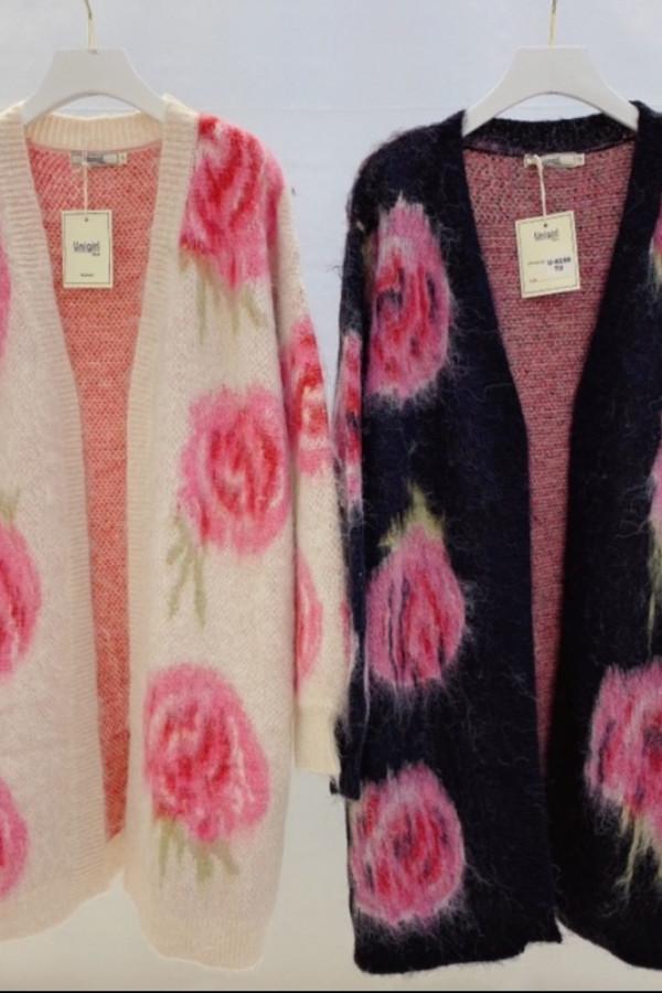Sweter ROSES 1