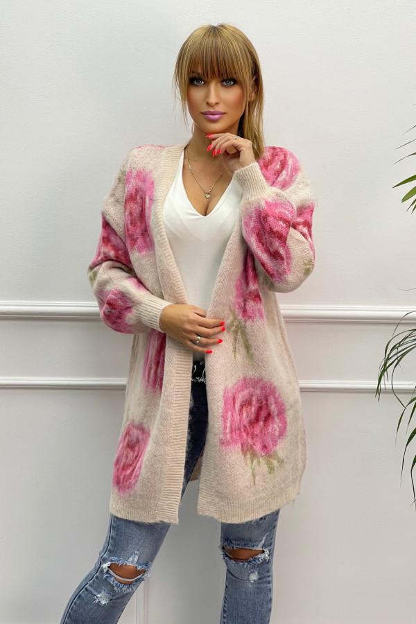 Sweter ROSES