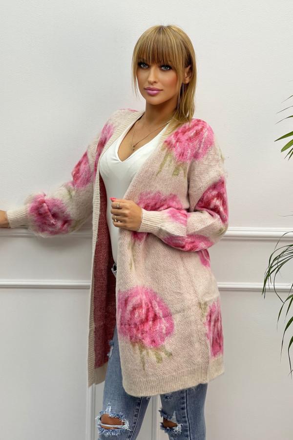 Sweter ROSES 5