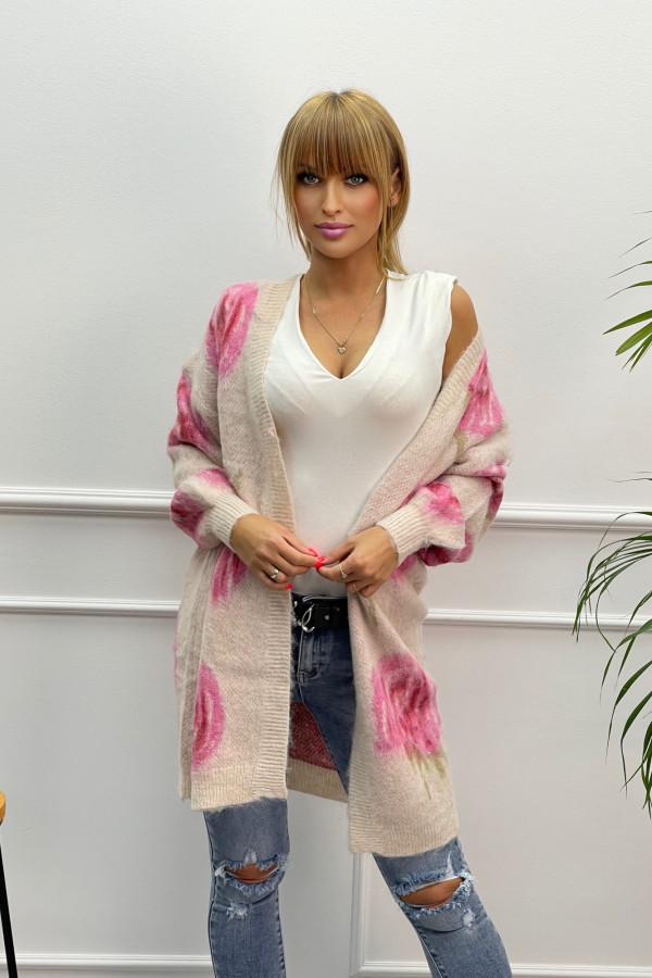 Sweter ROSES 6