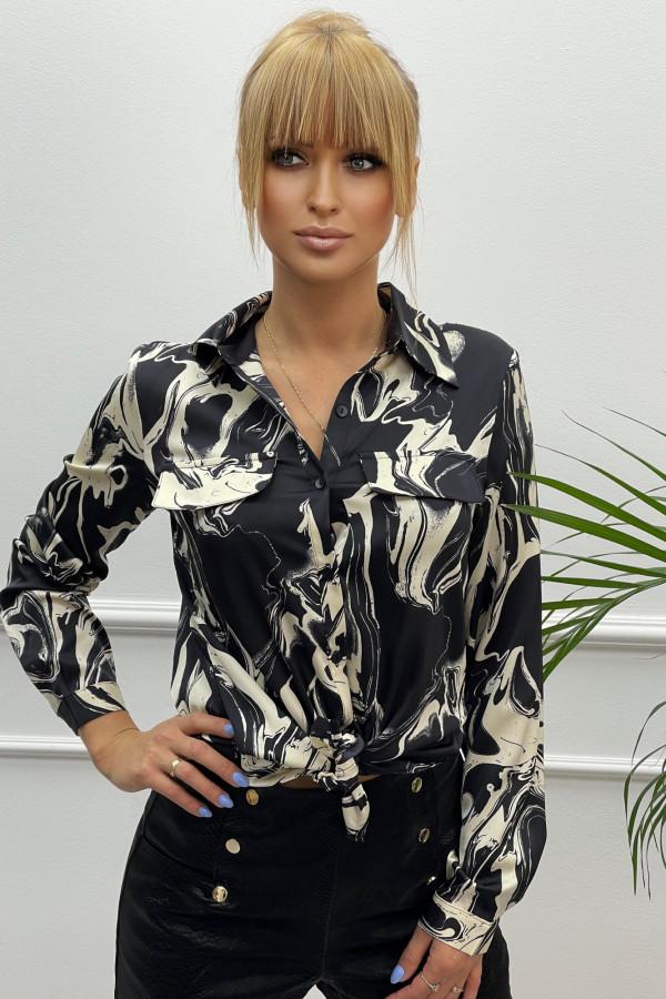 Koszula MUGLER