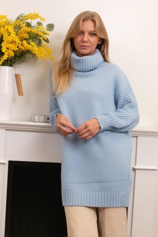 Sweter GRAPES LONG
